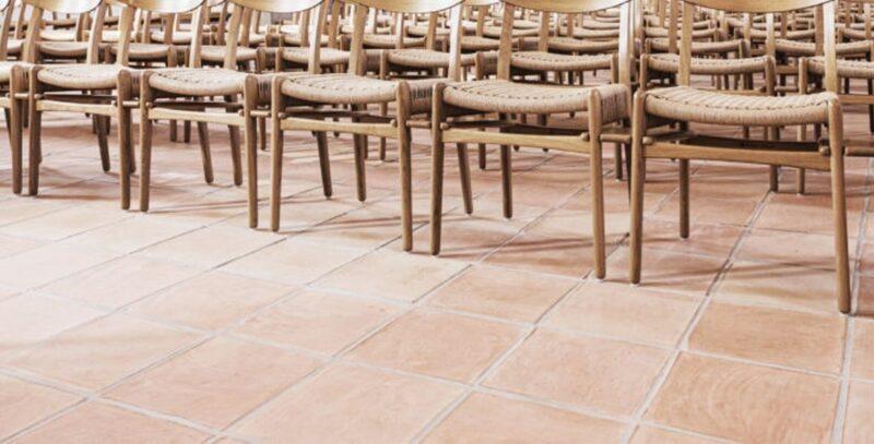 Køb terracotta gulvtegl til byggerier og projekt online med vejledning
